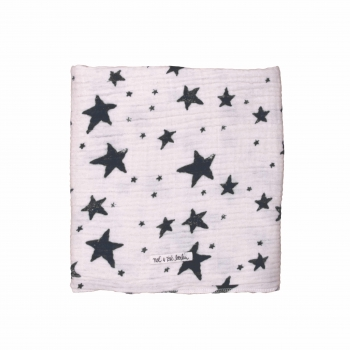 Black Swaddle Small