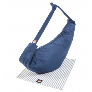 Navy 3-in-1 Changing Bag