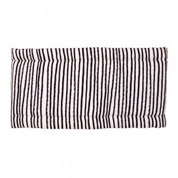 Black Stars & Stripes Cot Bumper