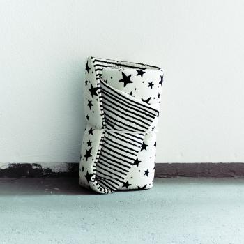Black Stars & Stripes Playmat