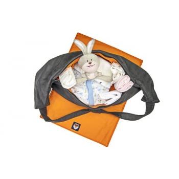 Slate Grey Cub Bag