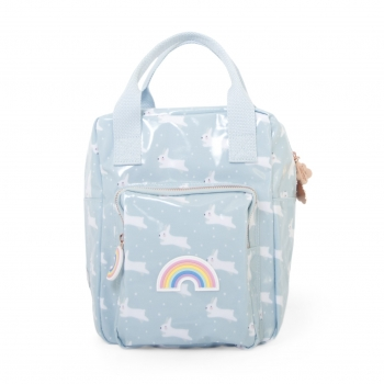 Blue Bunny Backpack