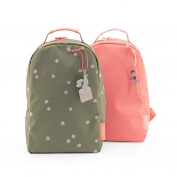 Olive Dots Miss Rilla Mini Backpack