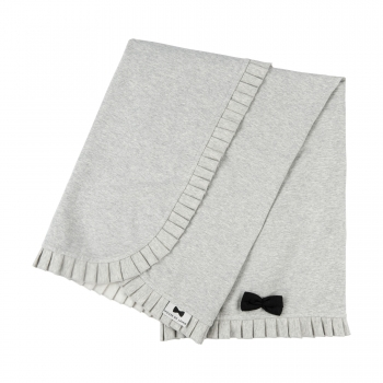 Stone Grey Blanket