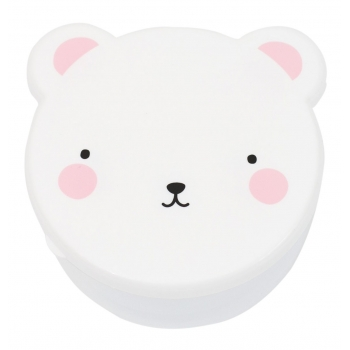Pink Bear Snack Box