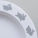Hoppy Bunny Plate