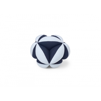 Fabric Ball Harald - Navy / Baby Blue