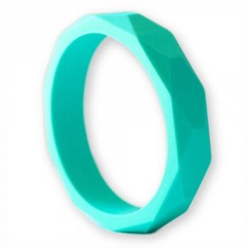 Turquoise Teething Bangle