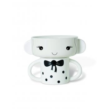 Girl Mealtime IMM Ceramics
