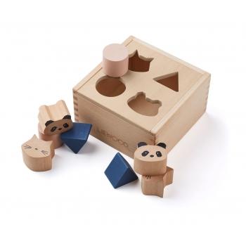 Mateo wood box puzzle