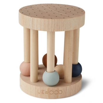 Ayda wood rattle