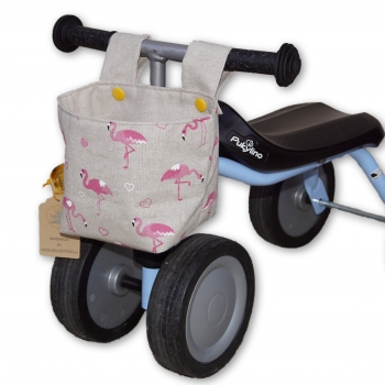 On the Road Flamingo Basket