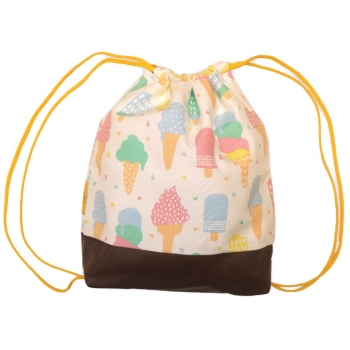 Ice Cream String Backpack