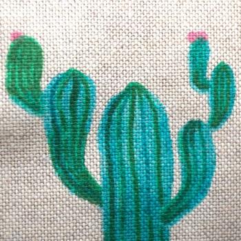 Cactus String Backpack