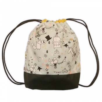 Circus String Backpack