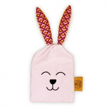 Boo-boo Bunny Pink