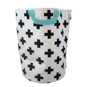 Cross & Seafoam Storage Bag