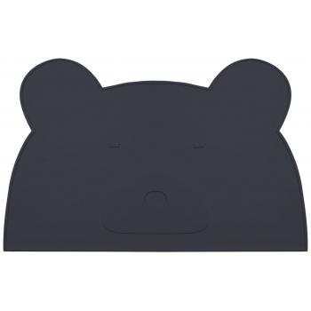 Placemat Jamie - Black Mr Bear