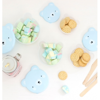 Blue Bear Snackbox