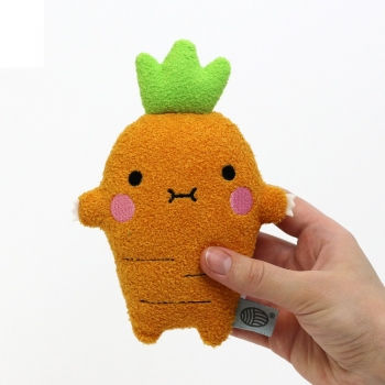 Carrot Mini Plush Toy – Ricecrunch