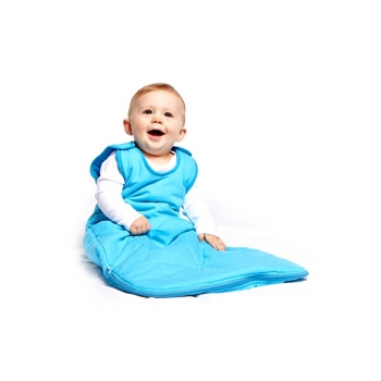 Blue Sleeping Bag 6-18 months
