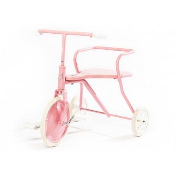 Vintage Pink Tricycle