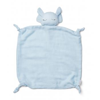 Agnete Cuddle Teddy Elephant Baby Blue