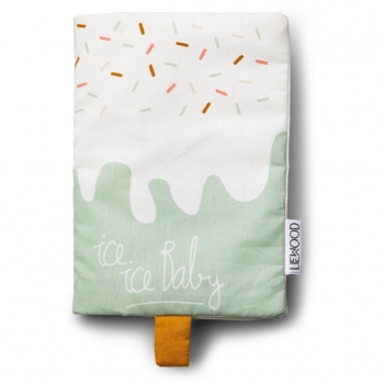 Holly Ice Cream Book