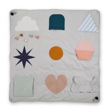 Activity blanket - Maude