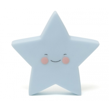 Blue Star Nightlight