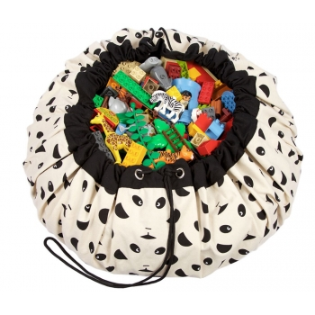 Panda Storage Bag & Playmat - Eef Lillemor Collection