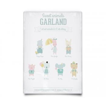 Sweet Animals Garland