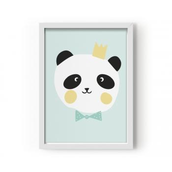 King Panda Poster