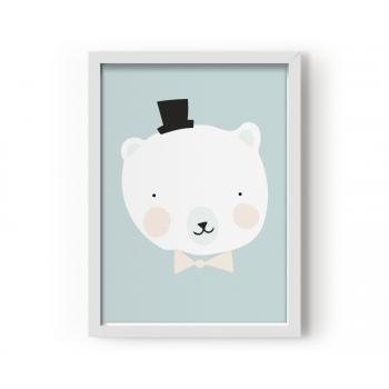 Mister Polar Poster