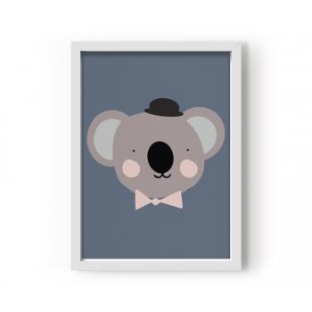 Mister Koala Poster