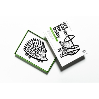 Woodlands Art Cards