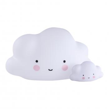White Mini Cloud Night Light