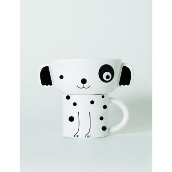 Dog Mealtime IMM Ceramics