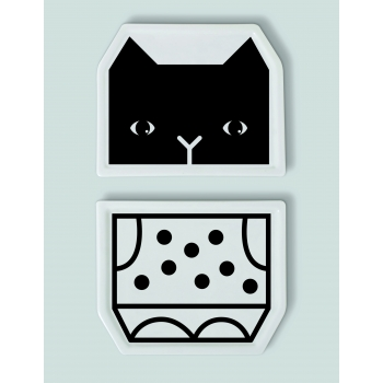 Cat Mix & Match IMM Ceramics