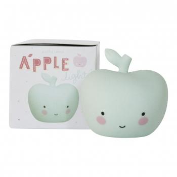 Mint Mini Apple Night Light