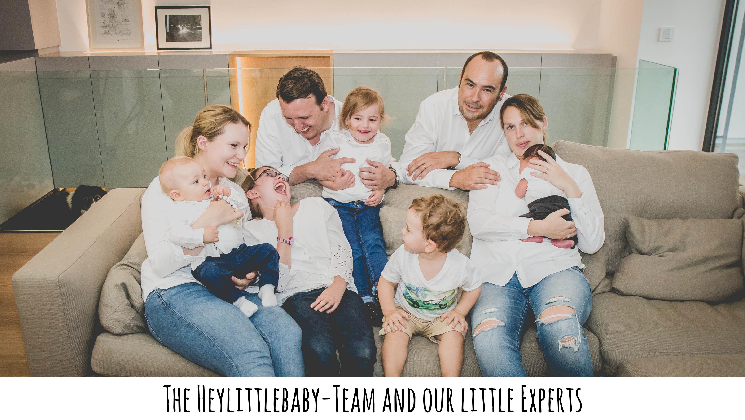 Heylittlebaby Team