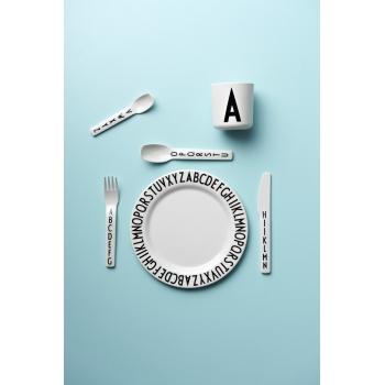AJ Vintage ABC Cutlery Set