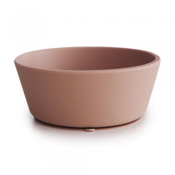 Silicone Bowl Blush