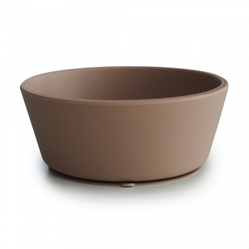 Silicone Bowl Natural
