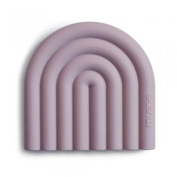Rainbow Teether Mauve