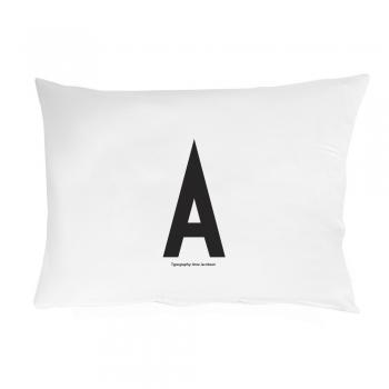 AJ Vintage ABC Pillowcase