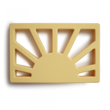 Sun Teether Yellow