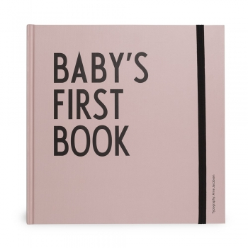 Baby's First Book - Girl