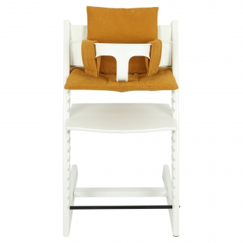 Highchair Cushion - Ribble Ochre