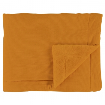 Fleece Blanket 75 x 100cm - Ribble Ochre